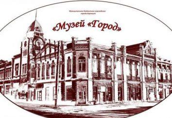 """Muzeum """"Miasto"""" w Barnauł: co to za miejsce, jak się tam dostać?"""
