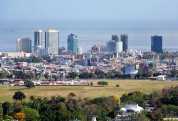 Ciò che attende i visitatori nella città di Port-of-Spain? Una breve descrizione, foto