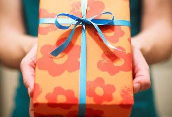 Gift – un desiderio di rendere piacevole