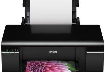 """""""Epson T50"""" – niedrogie rozwiązanie do drukowania"""