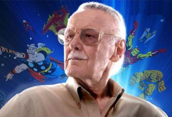 "Universe ""Marvel"": twórca – Stan Lee"