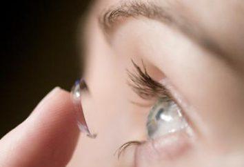 Les lentilles de contact: un examen de leurs avantages et inconvénients
