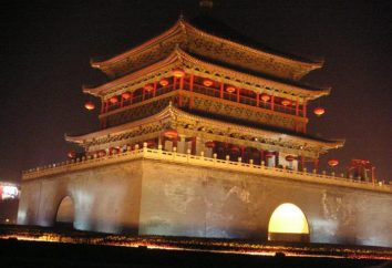 Xi'an (Chine): les sites et l'histoire de la ville