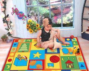 Miękka podłoga. Lepszy zasięg, gwarantuje bezpieczeństwo i komfort dziecka