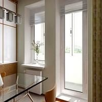 Os métodos existentes de como ajustar a porta de plástico varanda