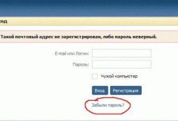 """Jak zapisać hasło w """"Kontakty"""" z oszustami: wynaleźć passvord"""