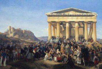 figura mitológica eo conceito do verdadeiro heroísmo dos gregos