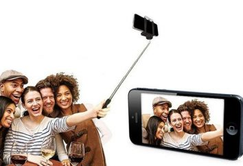 Selfie-stick własnymi rękami w domu: jak zrobić