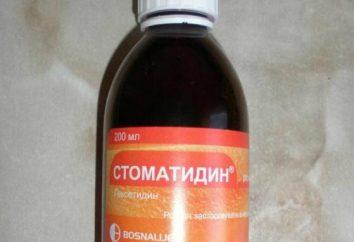 """""""Stomatidin"""": instruction, prix et avis. L'utilisation de « Stomatidina » chez les enfants"""