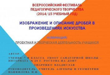 festival de la créativité pédagogique panrusse – atelier sur l'échange d'expériences