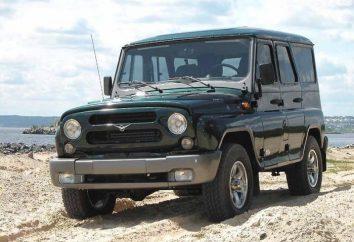 """UAZ """"Hunter"""": opinie i przegląd właścicieli SUV"""