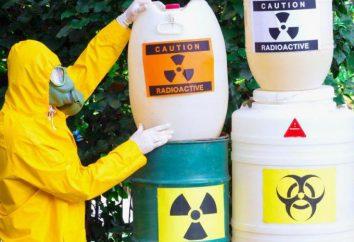 Niebezpieczna chemicznie substancja. Klasyfikacja i charakterystyka chemicznie niebezpiecznych substancji