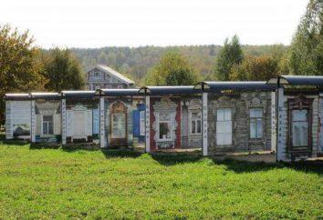 Pereslavl, « Parc russe »: description, histoire et commentaires