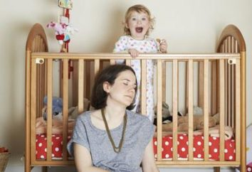 Como ensinar uma criança a dormir sem balançar: características do processo