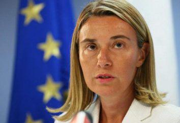 homme politique italien Federica Mogherini: une biographie, carrière