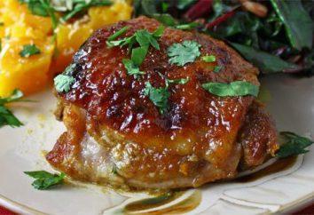 Marinata per la Turchia. La marinata per il tacchino completamente. Ricetta per il miele al forno (foto)