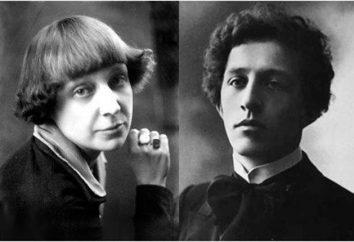 L'analyse des poèmes de Tsvetaeva « poèmes à Blok »: la perte de son idéal