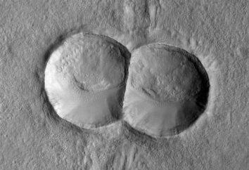 Największe kratery na Księżycu. Co jest przyczyną powstawania kraterów na Księżycu
