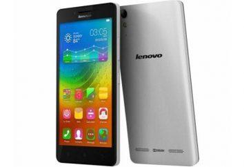 """Smartphone """"Lenovo A6000"""": comentários, revisão, especificações"""
