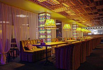 """""""A Fig"""" (casa de chá, Orenburg) – restaurante e discoteca enroladas em um"""