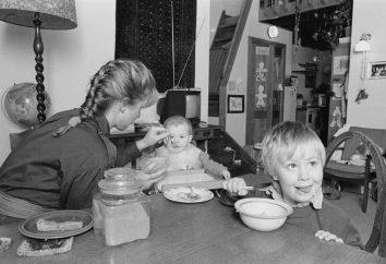 Quel devrait être l'histoire d'une mère qui peut lire l'enfant?