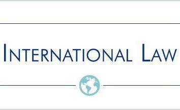 consuetudine internazionale come fonte di diritto internazionale