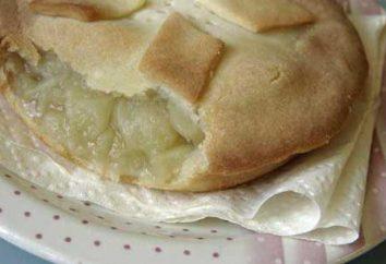 Comment faire une tarte aux pommes à la maison? Comment faire la pâte à tarte aux pommes?