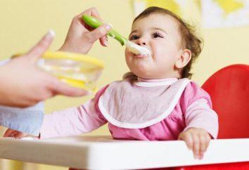 Kasza na mleko dla pierwszego posiłku uzupełniającego: ocena, producenci i recenzje