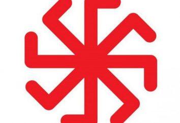 Slava Ladinets (Ward): Valore schema di ricamo