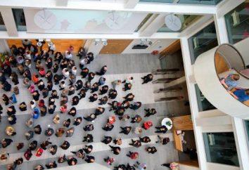 Edinburgh University: wydziały, wstęp, recenzje