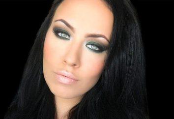 """Cómo hacer """"ojos ahumados"""" para los ojos verdes: instrucciones paso a paso. Maquillaje para ojos verdes"""