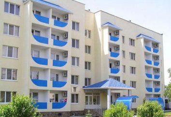 """Hotel """"Radiant"""" (Nikolaevka). Resto in Crimea"""