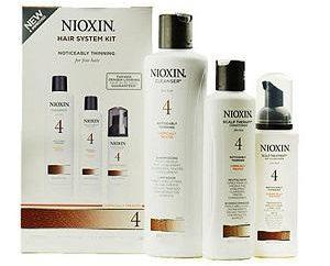 Una serie de Nioxin: opiniones de champú, acondicionador, mascarilla