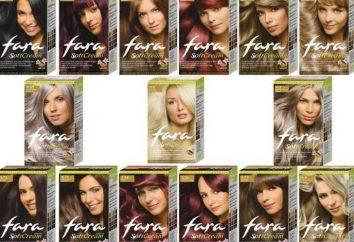 """farbowania włosów """"Farah"""": opinie o różnych odcieniach"""