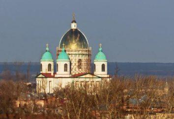 Principais atrações da região de Tambov. Caminhada na Tambov e Michurinsk