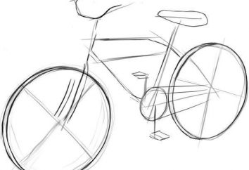 Jak narysować rower pięknie?