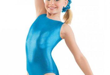 Wybierz odpowiedni strój kąpielowy gimnastyczny