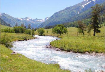 Complexes naturels du nord du Caucase. Réserves du Caucase du Nord