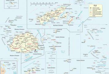 A capital de Fiji Suva: coordenadas, excursões e comentários