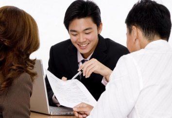 Entrevista para um emprego: enfatizar os pontos fortes e fracos de jogar fora