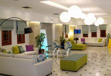 Creta, Kyknos Beach Hotel Bungalows 4 *: fotos, precios y comentarios