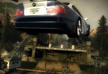 Codici su Need for Speed: Most Wanted e Caratteristiche
