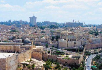 Estado judío: características, descripciones y el área de Israel