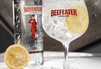 « Beefeater » – est un gin sec classique