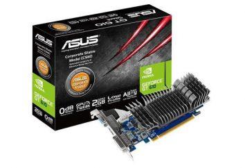 Nvidia Geforce GT 610: karta graficzna ocena