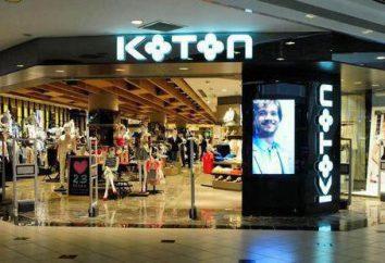 rete commerciale Koton. Negozi a Mosca