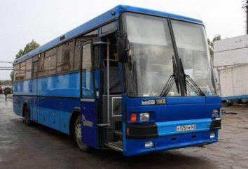 Bus MAZ-152 und seine Merkmale