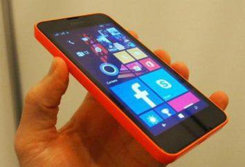 """""""Nokia Lyumiya 630"""": Cechy i opinie"""