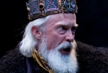 "La tragedia di Shakespeare ""Re Lear"". sommario"