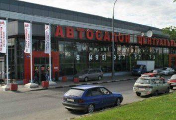 """show Auto """"Central"""": commentaires des internautes. « Central » – exposition automatique sur Dmitrovka"""